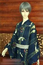 1/3 BJD 70cm male doll Japanese kimono clothes outfit dollfie luts SSDF #B3