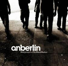 ANBERLIN - Blueprints For The Black Market (CD 2003) USA First Edition EXC-NM