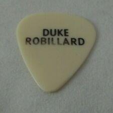 Duke Robillard  The Fabulous Thunderbirds Mid 1990s Tours Guitar Pick Ultra RARE