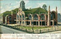 Ansichtskarte Mannheim Rosengarten 1905 (Nr.9642)
