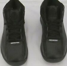 Shoes mens size 9M EUR 42 athletic new man made materials black Above the Rim