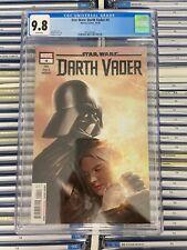 DARTH VADER #4 Vol 3 NM/MT 9.8 CGC Inhyuk Lee Cover STAR WARS