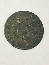 1826 1 BATZ CANTON BASEL SILVER BILLON SWISS SWITZERLAND COIN