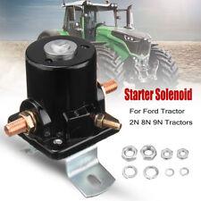8N11450 ELT20-0029 Starter Solenoid Relay For Ford Tractor 2N 8N 9N Tractors 12V