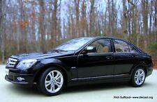 Extremely Rare_ AutoArt  1:18 Mercedes-Benz C-Class Limousine Avantgarde AA76264