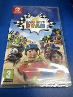 Race With Ryan Nintendo Switch Game Kids Ryan's World Youtube - New and Sealed