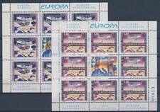 Jugoslawien Nr. 2657-2658 postfrisch / ** KLEINBOGEN, CEPT 1994 [50048]