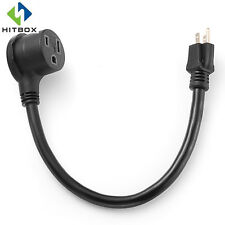 5-15R to N6-50R 50A 12AWG Converter Extension Welding Converter Power Cord UL