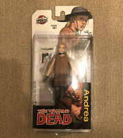 The Walking Dead Skybound Exclusive Andrea Mcfarlane Toys Action Figure New