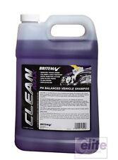 Britemax Clean Max - pH Balanced Car Shampoo US Gallon / 3.8 Litres - SAFE WASH