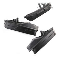 3Pcs Set Engine Upper Compartment Partition Panel Fit BMW X5 X6 E70 E70N E71