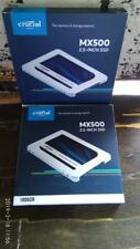 "Crucial MX500 2.5"" 1TB SATA III 3D NAND Internal Solid State Drive (SSD) SEALED"