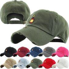 KBethos VINTAGE FREE Text Embroidery Dad Hats Adjust Baseball Caps New Hennessy