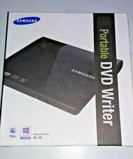 Samsung Portable DVD Writer SE208 Drive