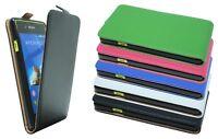 Handytasche für Sony Xperia E3 ( D2203 ) Case Cover Hülle Tasche !5 FARBEN !