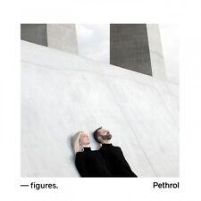 ALBUM CD - PETHROL - FIGURES - 2016 - TRES BON ETAT