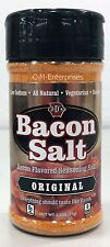 J&D's Original Bacon Salt Bacon Flavored Seasoning Salt 2 oz