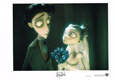 CORPSE BRIDE ORIGINAL 11X14 LOBBY CARD TIM BURTON ANIMATION HELENA BONHAM CARTER