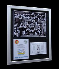 ABERDEEN+1983+EUROPEAN CUP FINAL+Football+LTD+FRAMED+EXPRESS GLOBAL SHIPPING!!