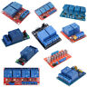 1/2/4/8 Channel Relay Board Module w/Optocoupler LED for Arduino PiC ARM AVR