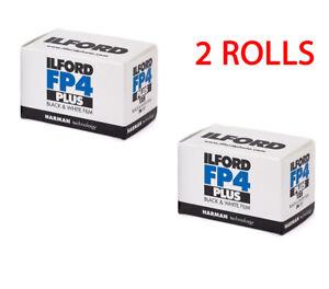 Ilford Black & White Film FP4 Plus 135 x 36 exp. 2 Rolls
