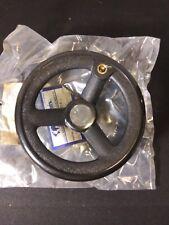 "Jergens 6"" Handwheel 3 spoke Handle Hand Wheel RP160 # 34054 Metric solid center"