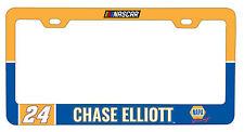 NASCAR #24 CHASE ELLIOT LICENSE PLATE FRAME-NASCAR Tag Frame