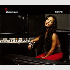 2007 (MCD) ALICIA KEYS / No One |3|6|