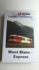 + + kb765 Video VHS MONT BLANC-Express Suisse-NEUF encore fait un nœud