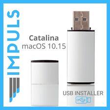 Apple macOS Catalina 11.15 BOOT USB-Stick 3.0 USB Reparatur bootfähig APPLE ?