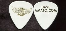 REO SPEEDWAGON 2000's Tour Guitar Pick!!! DAVE AMATO custom concert stage Pick