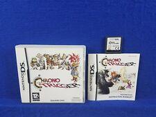 ds CHRONO TRIGGER RPG Game Lite DSI 3DS Nintendo PAL UK REGION FREE