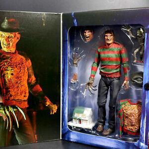 "NECA Nightmare on Elm Street Freddy Ultimate Dream Warriors 7"" Action Figur"