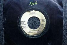 """7"""" John Lennon - Imagine - US Apple"""