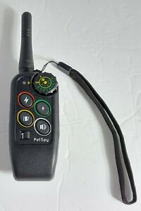PetSpy M86N replacement Remote  Control Dog Training Pre-Owned Condition. (PICT)