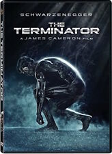 THE TERMINATOR DVD - SINGLE DISC EDITION - NEW UNOPENED - ARNOLD SCHWARZENEGGER