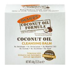 Palmer's Coconut Oil Cleansing Balm Gentle Face Cleanser & Makeup Remover 2.25oz