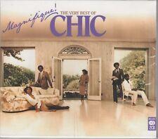 "CHIC ""Magnifique! Best Of.."" 2CD Set NEW & SEALED - 37 Tracks -1st Class Post UK"