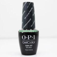 Gel Polish OPI GelColor Soak Off Nail Colours 15ml 0.5oz Choose Any * Series 4