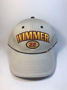 Scott Wimmer #22 CAT - Racing Champions Hat Nascar
