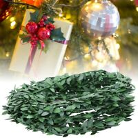 Artificial Ivy Garland Foliage Green Leaves Fake Vine for Wedding Party Decor