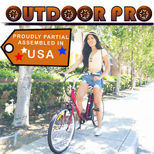 24' Yukon Trail Electric Bicycle Power Bike 24V 250W Assembly in USA