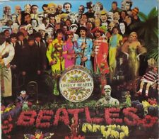 THE BEATLES Sgt. Peppers Lonely Hearts Club Band made In Holland 1987