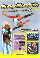 Album Stickers Panini Supermondiale History Of Cup Of World Argentina 1978 78
