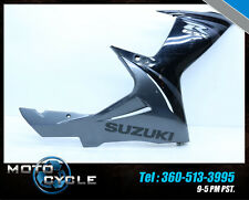 2013 SUZUKI GSXR 750 GSX750R RIGHT SIDE MID FAIRING COWL 12 13 14 15 16 S35