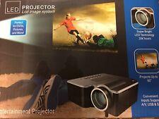 1080P Mini LED Smart Home Theater Projector  FHD 3D AV USB Video Movie Portable