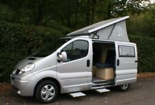 Renault Trafic Phase 3 Sport motorhome, 2011 reg, 23,538 miles, exceptional cond