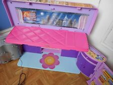 Britney Spears doll Tour Bus Van Meubles de chambre lit Coach vintage Barbie Pop