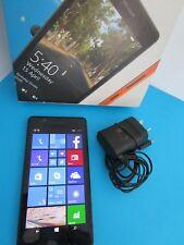 "Microsoft Lumia 540 - 8GB - 5"" BLACK 3G Mobile Smartphone - Dual SIM"