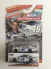 NASCAR Authentics Jimmie Johnson 48 NIB Collectible Car